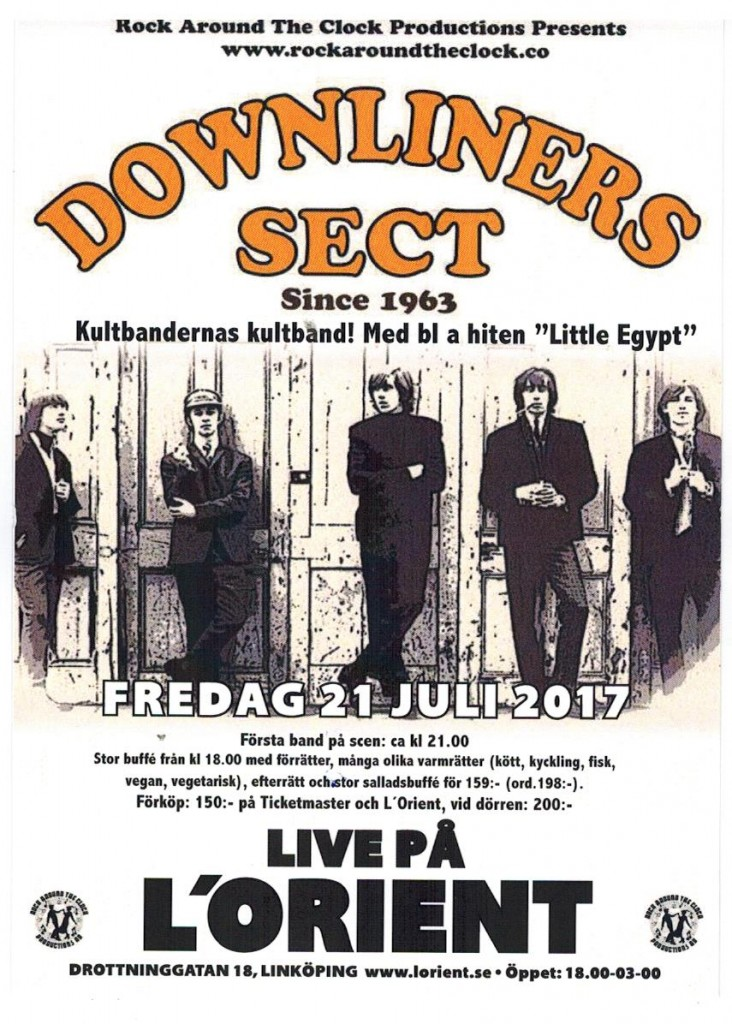 Downliners Sect 21juli2017